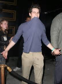Dylan o brien and britt robertson leaving victoria justice s birthday