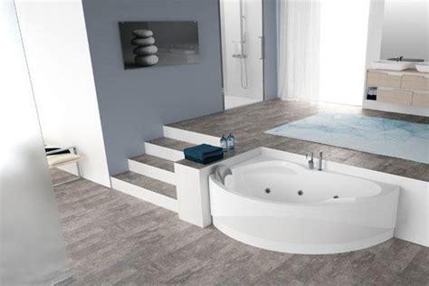 bagno con vasca ad angolo vasche da bagno angolari per il relax domestico