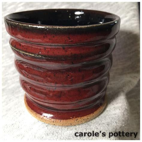 carol s ceramic s carole s pottery obsidian 3x firebrick 4x on