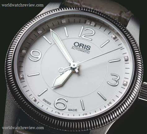 Oris Swiss Team Ps Edition Original oris swiss team ps patrouille suisse edition world review