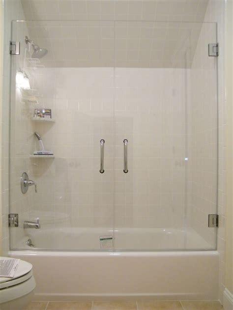 bathroom tub enclosure ideas fibreglass shower surround 5 bathroom update ideas