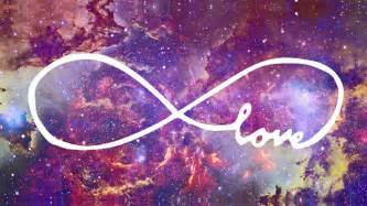 Galaxy Infinity Sign Infinite Galaxy Quotes Quotesgram