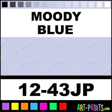 moody blue universe paintmarker paints and marking pens 12 43jp moody blue paint moody