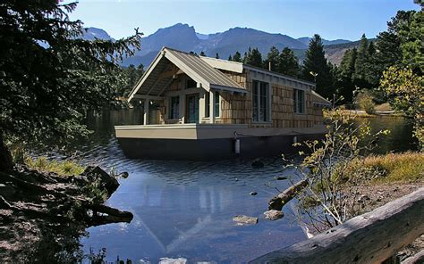 Small Cabins For Sale In Washington State by Floating Pods