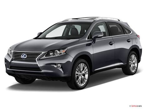 2014 Lexus Rx Hybrid by 2014 Lexus Rx Hybrid Pictures Angular Front U S News