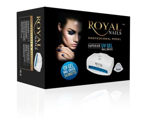 royal nails 54 watt uv l bathabody shop for bath and body care