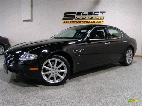 Black Maserati Quattroporte by 2008 Black Maserati Quattroporte 24387565 Photo 12