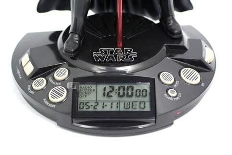 darth vader clock l star wars darth vader alarm clock radio gadgetsin