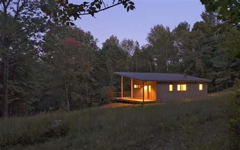 modern cabin joan heaton architects