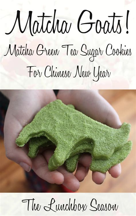 new year green tea cookies matcha goats matcha green tea sugar cookies for