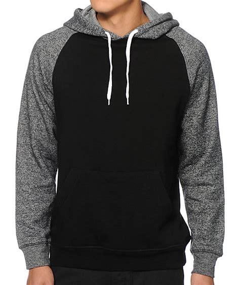Twotone Sweater Hoodie by Zine Cus 2 Tone Hoodie Zumiez