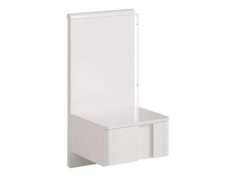chevet tiroir suspendu maison design wiblia