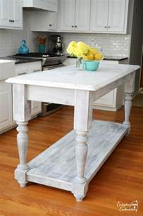 build kitchen island simple diy projects to spruce up your home link