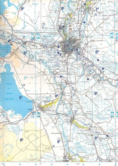 map of baghdad map of baghdad iraq