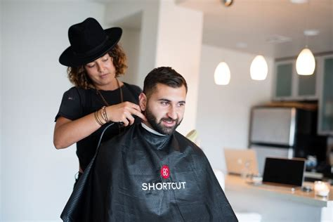 haircut boystown chicago shortcut app re shapes the haircut offering barbers
