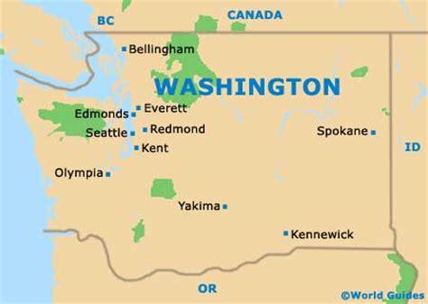 seattle map state seattle maps and orientation seattle washington wa usa