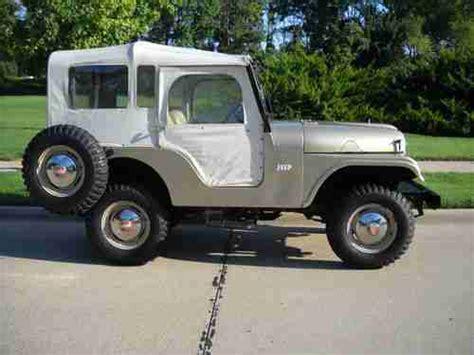 1966 Jeep Cj5 Sell Used 1966 Jeep Kaiser Cj5 Original Only 30000