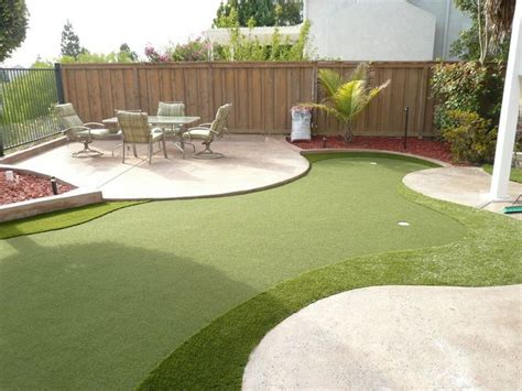 backyard mini golf backyard mini golf course miniature golf pinterest