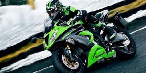 Mesin Zx6r New Kawasaki Zx 6r Semakin Canggih