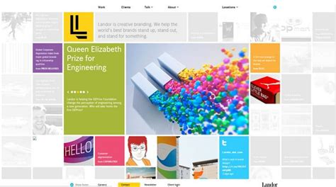grid based layout web design 21 inspiring grid based website design ginva