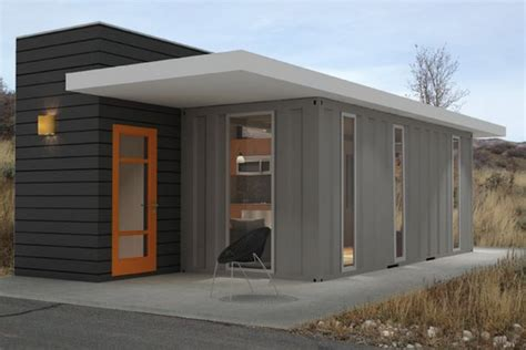 Container Office Portac 40 Ft 6 shipping container homes that don t skimp on style