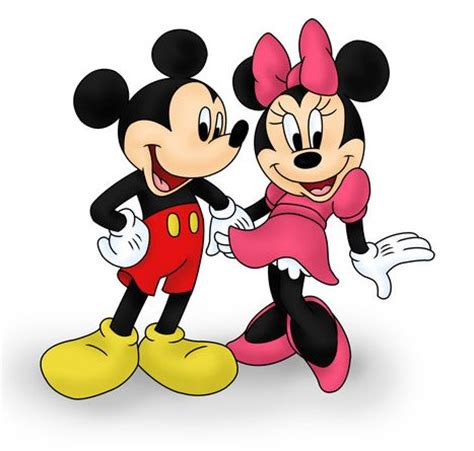 Selimut Mickey Dan Minnie belajar mewarnai gambar mickey mouse dan minnie mouse untuk anak