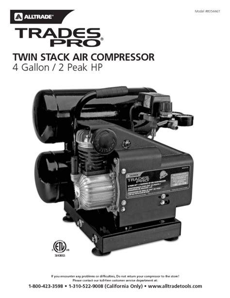 air compressor users guides quot air compressor quot page 28