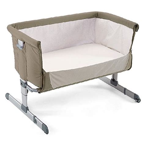 side crib attached to bed best co sleeper crib baby bassinet attaches to bed