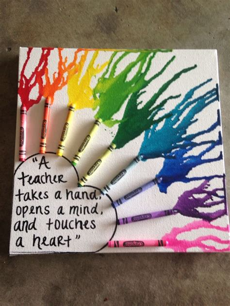 perfect gifts for her crayons meet couture image result for favorite teacher gift ideas gifts