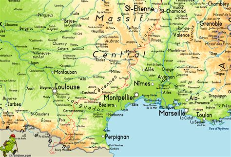 Southern Spain Map by Map Of Southern Spain Related Keywords Amp Suggestions Map
