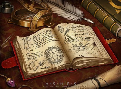 Cool Digital Clock by Ashes Spellbook By Fdasuarez On Deviantart