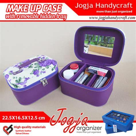 Kotak Kosmetik Tas Kosmetik 2 tas kosmetik cantik dan praktis untuk peralatan make up kamu