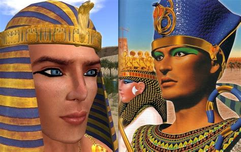 information on egyptain hairstlyes for and ancient egyptian men used eye makeup for many reasons