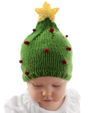 free knitting pattern baby christmas tree hat knit yoda hat allfreeknitting com