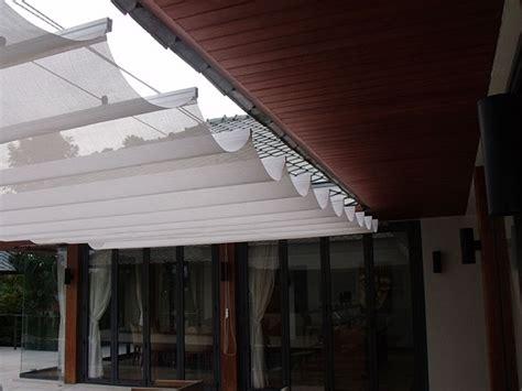 horizontal awnings retractable phuket awnings retractable loop blind horizontal