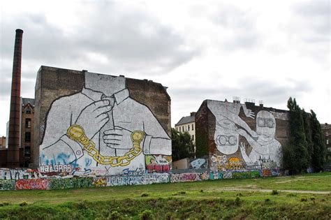 How To Apply A Wall Sticker street art berlin