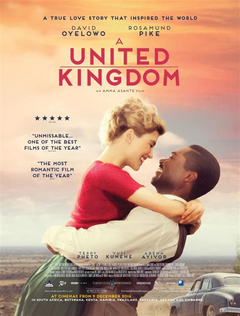 movies this weekend a united kingdom 2016 now showing at nu metro menlyn park