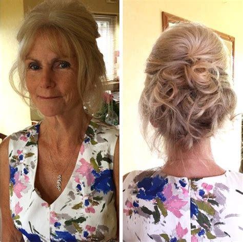 wedding hair updo for older ladies 40 ravishing mother of the bride hairstyles