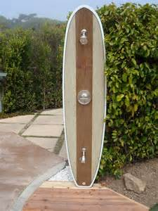 Surfboard Shower Wilco Bos
