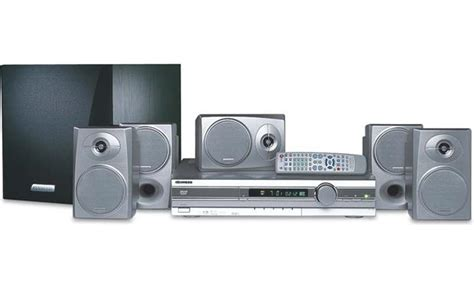 kenwood dvt 505 dvd dvd home theater system at crutchfield