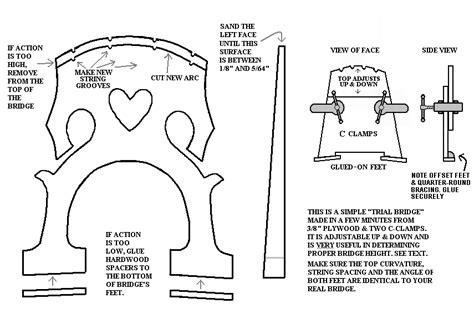 Contrabass Doublebass Bridge how to set up an upright bass