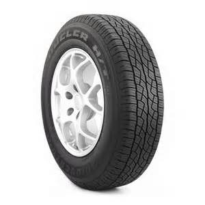 Bridgestone Car Tires Prices Bridgestone Dueler Ht 687 Bridgestone Tires