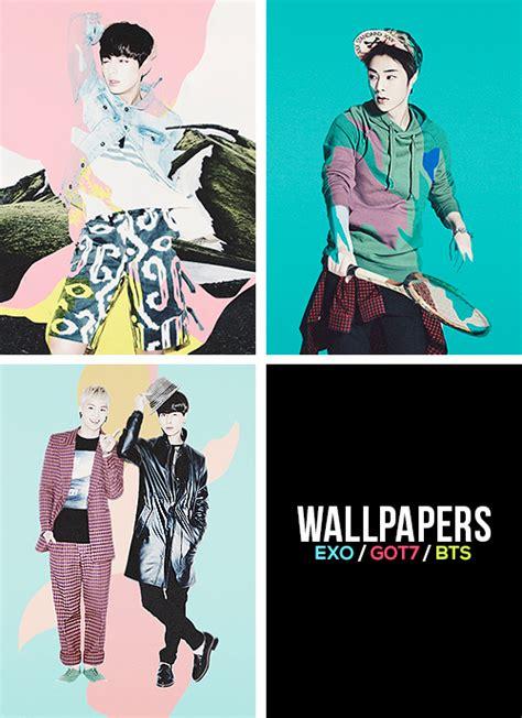 exo wallpaper iphone 4s kpop iphone wallpaper wallpapersafari