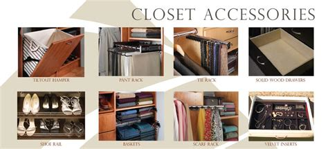 Closet Organizer Parts Accessories by Storage Closets Milton Pa Closet Accessories