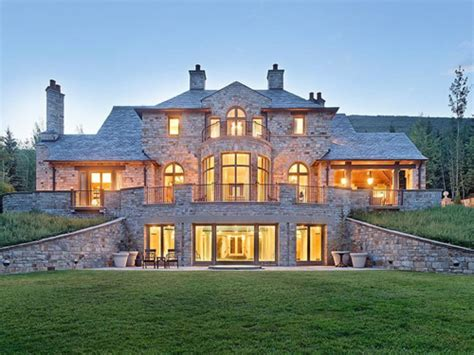 country mansion estate of the day 17 5 million country mansion in aspen colorado