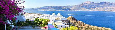 appartamenti milos grecia milos cicladi favola tours agenzia viaggi www
