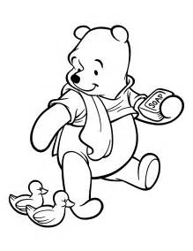 winnie pooh coloring pages 14 coloring kids