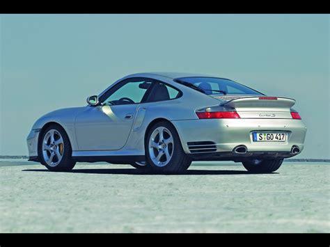 2005 porsche 911 turbo s rear angle 1024x768 wallpaper