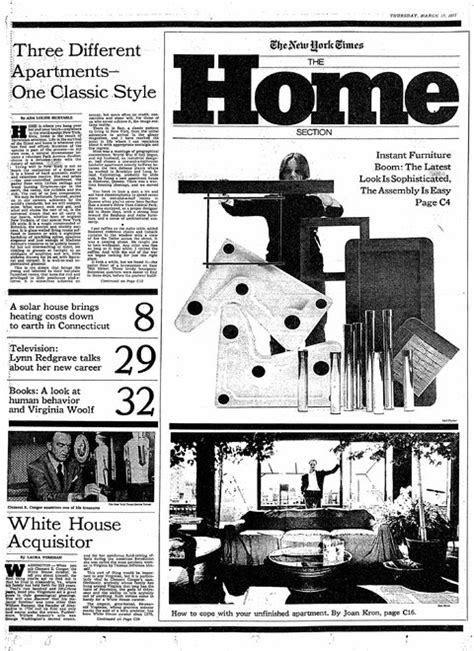 new york times home design show blog today last edition of the times inspirational home