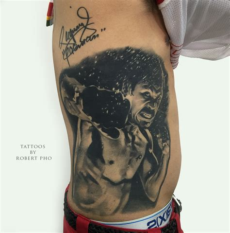 pacquiao tattoo robert pho s gallery 3